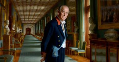 الأمير فيليب زوج الملكة اليزابيث ملكة بريطانيا