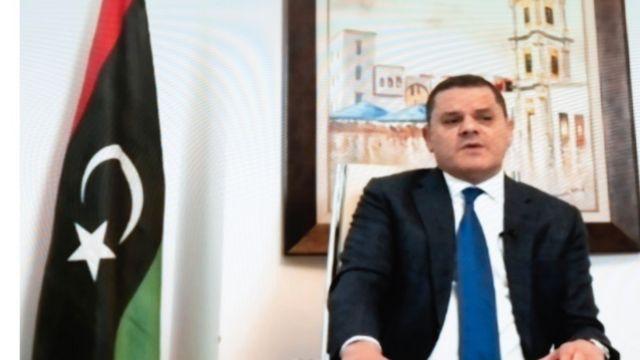 رئيس الحكومة الليبية : ماضون في توحيد المؤسسات بوتيرة سريعة