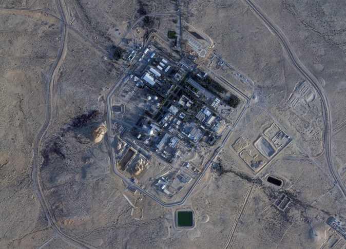 القصة الكاملة لإنفجار مفاعل ديمونا النووي في إسرائيل