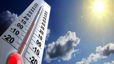 طقس اليوم الجمعة ودرجات الحرارة المتوقعة