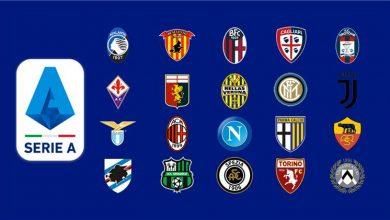 ترتيب الدوري الإيطالي بعد فوز يوفنتوس على نابولي