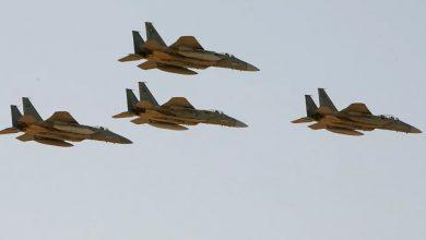 3 غارات لطيران التحالف تستهدف آليات وتعزيزات الحوثيين شمال اليمن