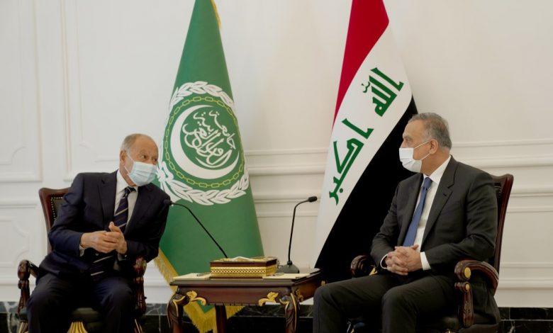 الحكومة العراقية: ندعم عودة سوريا إلى الجامعة العربية