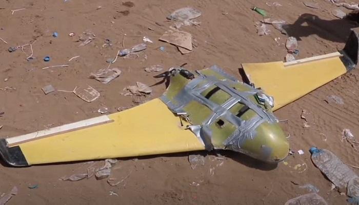 التحالف العربي: تدمير طائرة مفخخة في الأجواء اليمنية