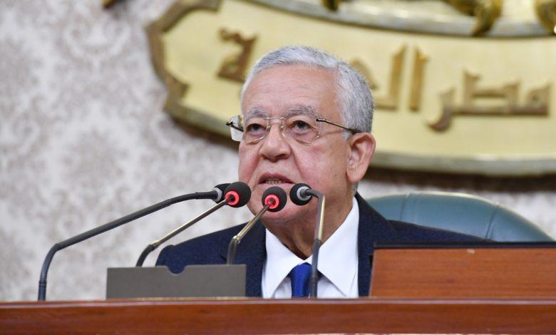 رئيس النواب يحيل بيان الوزير إلى لجنة النقل