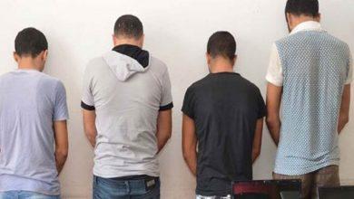 ضبط عصابة سرقة الميكروباصات بالإسكندرية