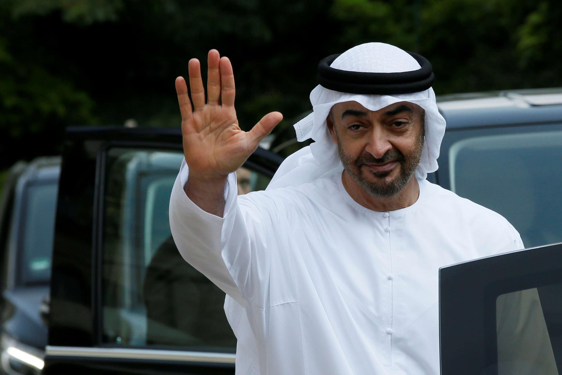 محمد بن زايد: بدء التشغيل التجاري لأولى محطات براكة للطاقة النووية السلمية