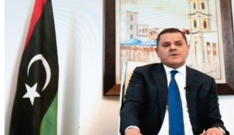 رئيس الحكومة الليبية: نتطلع لمعالجة قضايا الاستثمار مع إيطاليا