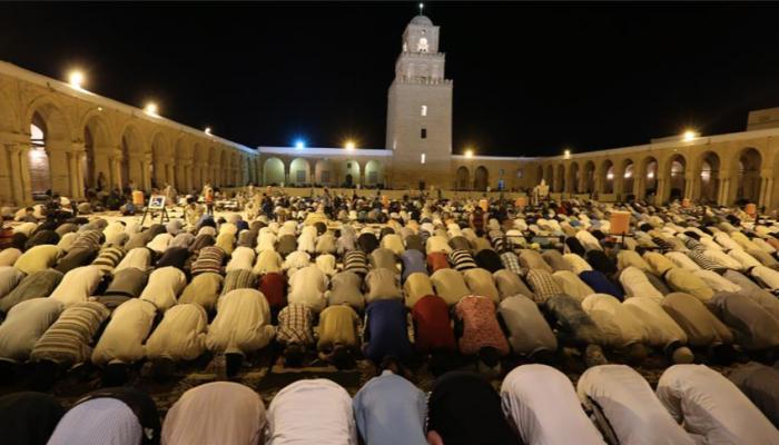 موعد صلاة التراويح الثلاثاء 13 مارس 2021 أول أيام رمضان