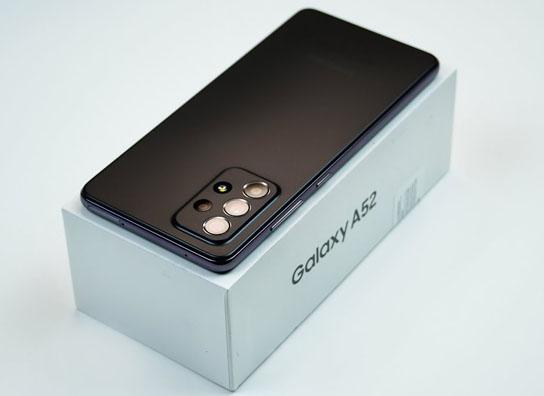 تعرف على مواصفات وسعر هاتف Samsung galaxy a52