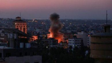 صواريخ المقاومة الفلسطينية تهز تل أبيب