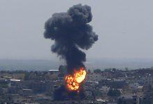 """سقوط-شهيد-واصابة-اخرين-في""""غارة اسرائيلية""""شمال-غزة-الوكالة-نيوز"""
