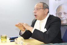 رؤوف السيد علي رئيس حزب الحركة الوطنية المصرية