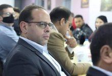 الدكتور احمد رؤوف مستشار رئيس حزب الحركة الوطنية المصرية للشئون السياسية والتنظيمية
