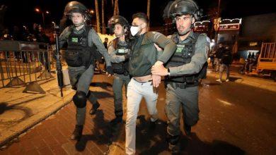 """الاحتلال الاسرائيلي""""يعتدي-على-فلسطينيين-معتصمين-بالقدس-الوكالة-نيوز"""""""