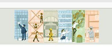 """جوجل-يحتفل-ما-لا-تعرفه-عن""""عيد العمال""""الوكالة-نيوز"""