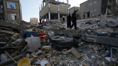 """زلزال-بقوة-5-درجات-يضرب-جنوب""""ايران""""الوكالة-نيوز"""