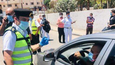ضبط 15 ألف شخص لعدم الإلتزام بإرتداء الكمامات الواقية خلال 24 ساعة