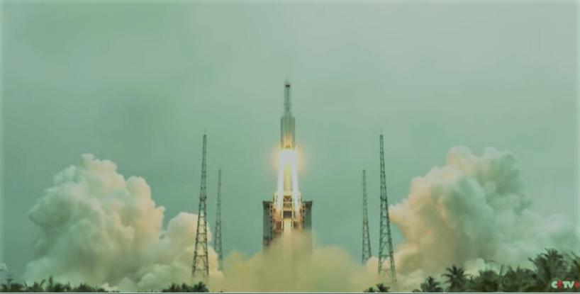 كارثة.. موعد سقوط صاروخ الصين الخارج عن السيطرة على الأرض