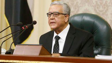 جبالى يرفع أعمال الجلسة العامة للبرلمان لـ 23 مايو