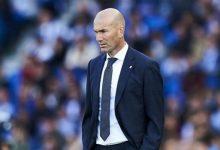 زيدان يتعهد باستمرار صراع ريال مدريد على لقب الدوري الإسباني حتى النهاية