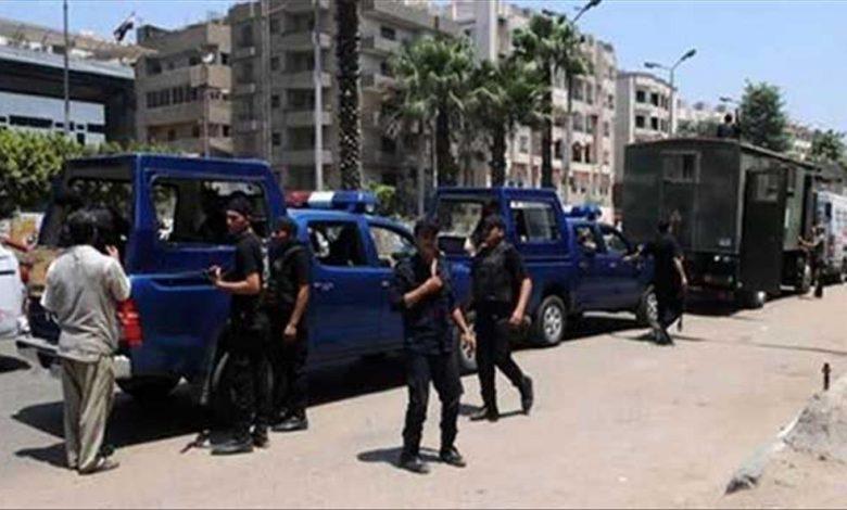 الأمن العام يقتحم مركز إبشوي لضبط الخارجين عن القانون