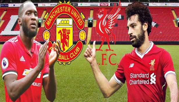 موعد مباراة ليفربول ومانشستر يونايتد في الدوري الإنجليزي