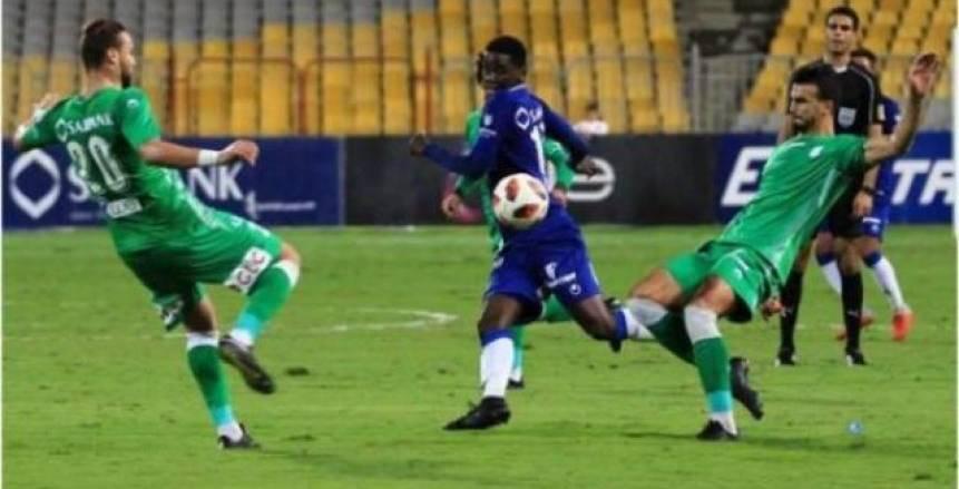 لماذا انفعل حسام حسن في مباراة الاتحاد وسموحة