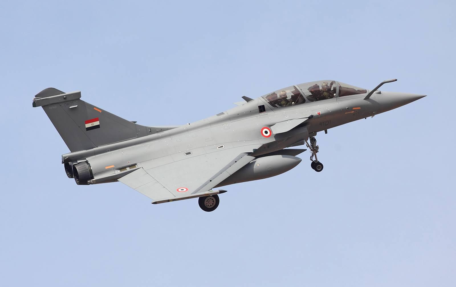 القصة الكاملة لتعاقد مصر على 30 طائرة رافال فرنسية جديدة