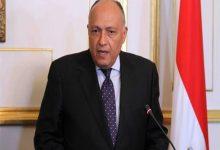 وزير الخارجية يبحث هاتفيا مع نظيره السعودي تطورات الأزمة الفلسطينية