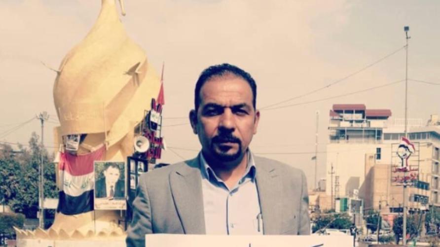 بعد إغتياله.. من هو الناشط العراقي إيهاب الوزني ؟