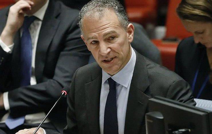 السفير الأمريكي يرحب بتسليم مصر 1.8 مليون جرعة من لقاح كوفيد 19