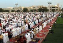 موعد صلاة عيد الفطر في السعودية 1442-2021
