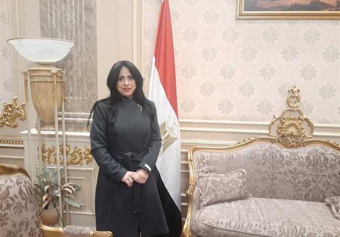 ميرال هريدي: فلسطين وحق شعبها قضية مصر الأولى