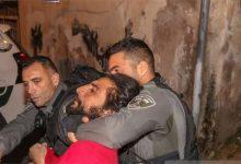 مستوطنون يقتحمون حي الشيخ جراح في القدس