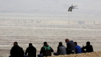 سوريا: مروحية إسرائيلية تستهدف منزلاً في ريف القنيطرة الشمالي