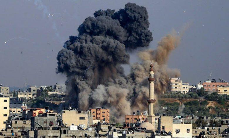 الصحة الفلسطينية: ارتفاع عدد قتلى القصف الإسرائيلي على غزة إلى 48