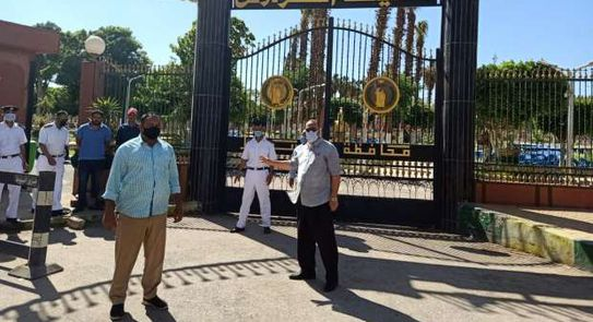 إغلاق الحدائق والمتنزهات في شم النسيم