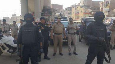 ضبط المتهمين بالسطو المسلح على سيارة دواجن في الإسماعيلية