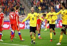 بث مباشر.. مباراة بلجيكا ضد روسيا في يورو 2020