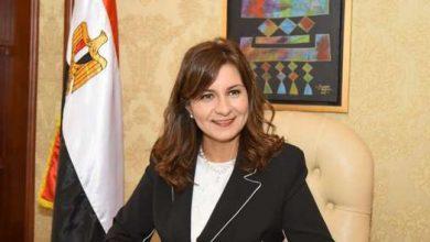 """نبيلة مكرم: """"الصحة"""" أتاحت 124 مركزًا لتلقي اللقاح منهم موقع مخصص للسفر للدولي"""