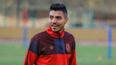 محمد شريف يقود هجوم الأهلي أمام الترجي في دوري الأبطال