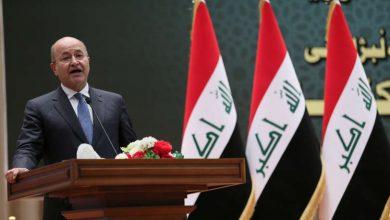 الرئيس العراقي: النصر لن يكتمل الا بترسيخ سيادة القانون